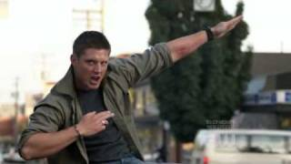 Supernatural Dean Singing Eye Of The Tiger FULL High Quality thumbnail