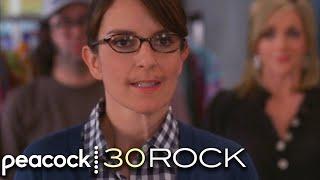 Liz's Moustache - 30 Rock
