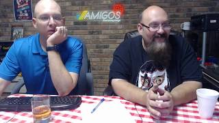 Amigos LIVE! Banter / Damocles: Mercenary II / Jetpac