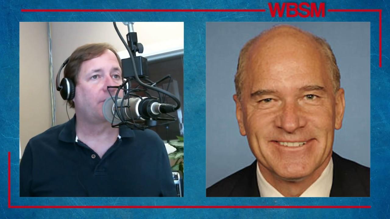WBSM TV: Congressman William Keating Breaks Sector IX News