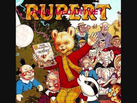 Paul McCartney - Rupert Song (Version 1)