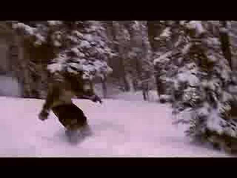 SnowBoarding Colorado- Eldora Powder
