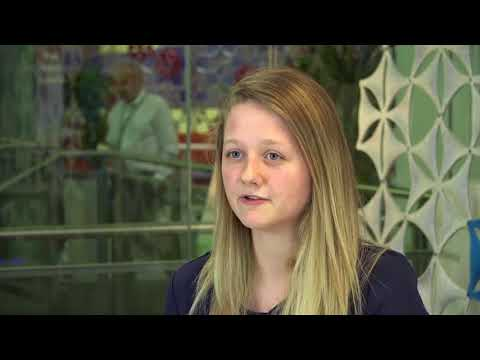 Early Careers - Thales Apprentice: Vicky