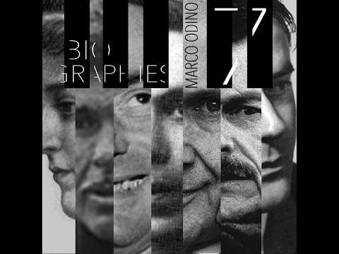 Marco Odino - 7 Biographies