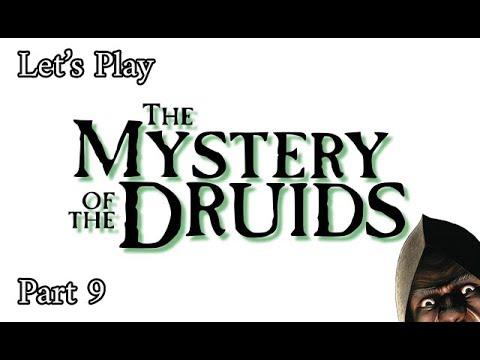 Let's Play Mystery Of The Druids - Part 9 |
