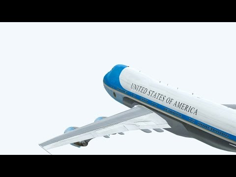 Infinite Flight Air Force One 2009 KSAN - KLAX