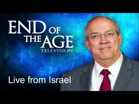 US Embassy In Jerusalem  Irvin Baxter  End of the Age LIVE STREAM