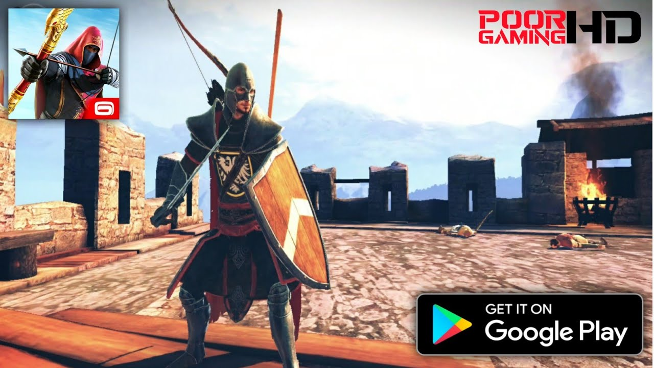 Iron Blade: Medieval Legends RPG- Android Gameplay On Play store Games [Poor GamingHD] Check Desc…