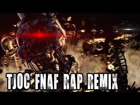 [SFM] TJOC + FNAF Rap Remix (Collab)