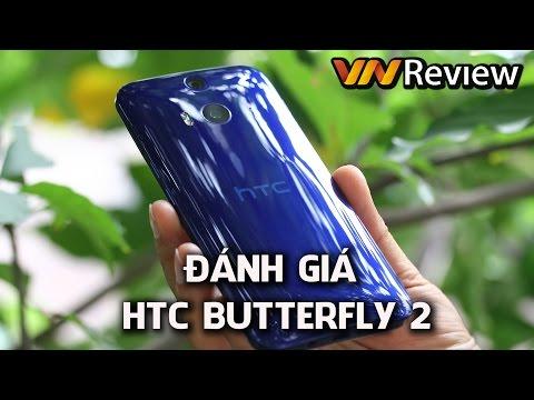 VnReview - Đánh giá HTC Butterfly 2: 7 Triệu đồng liệu có hấp dẫn?