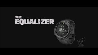 The Equalizer and the Suunto Core All Black - Movie Footage Montage