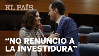 PACTO en MADRID entre PP y CIUDADANOS: