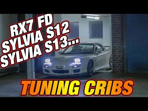 RX7 FD, Silvia S12, S13 JDM, Honda Civic Tuning Cribs Folge 2 / 2