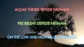 Ayletme Beni- Turkish song with english subs, Türkçe altyazıli, Türkmençe sözleri