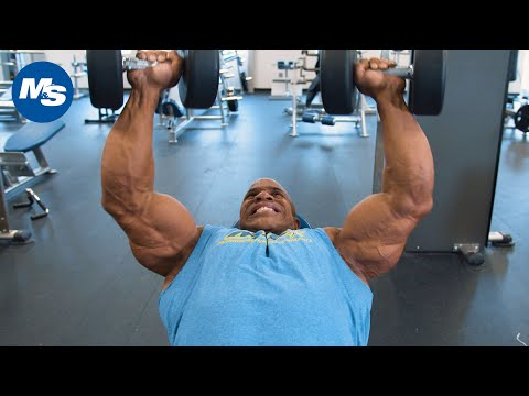 Victor Martinez | How To Build A Muscular Chest