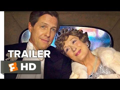 Florence Foster Jenkins Official Trailer #1 (2016) - Meryl Streep, Hugh Grant Movie HD