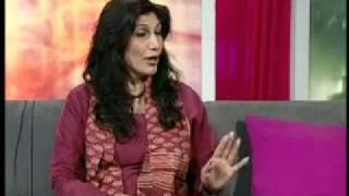Dr. Fouzia Saeed talks about her book Working with Sharks in Chu Lo Aasman NewsOne 6 Feb 2012.flv