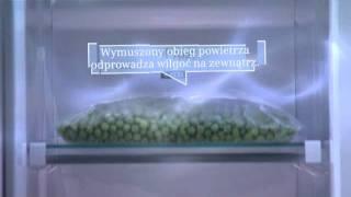 noFrost w chłodziarkach marki Siemens