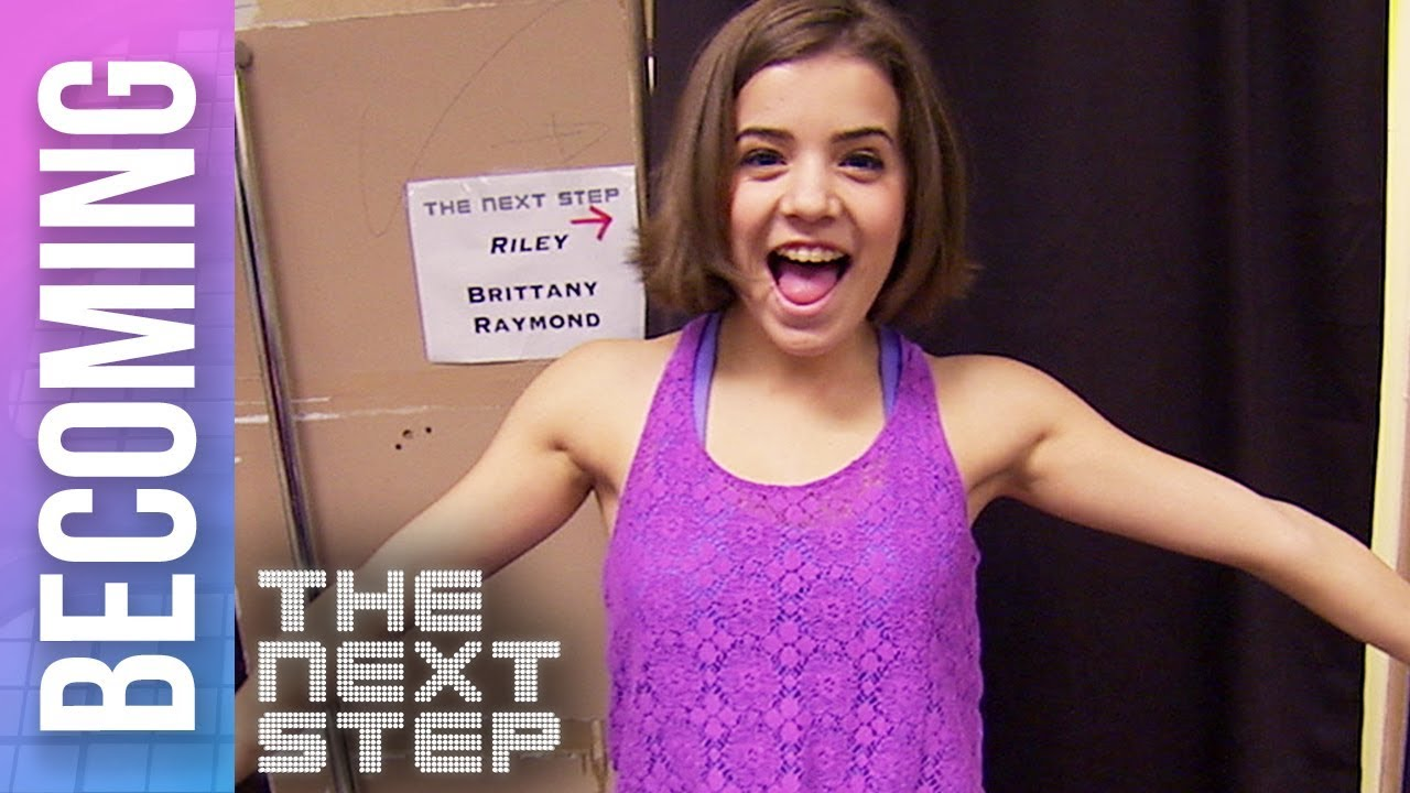 riley from the next step