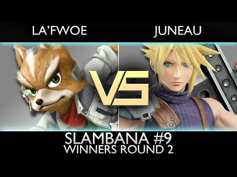 [Slambana #9] Winners Round 2: La'Fwoe (Fox) vs. CSS | Juneau (Cloud)