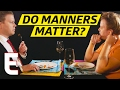 Would Society Crumble Without Good Table Manners? — Gut Check
