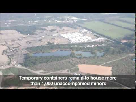 Calais Camp Is Completely Demolished...