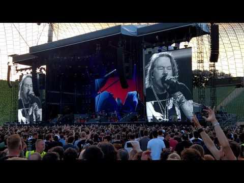 Guns N Roses - Live an Let Die (Paul McCartney cover) - Live, München 2017