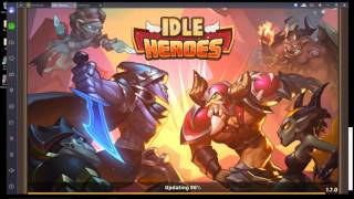 Idle Heroes - Mehh's Private Server Update / Tutorial!