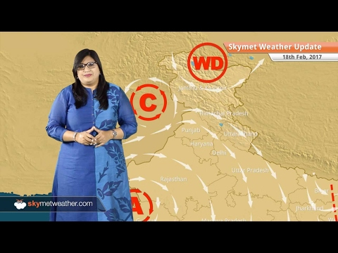 Weather Forecast for Feb 18: Snow in Kashmir, HP, Uttarakhand, warm weather in Delhi, Mumbai