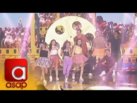 ASAP: BFF5 and BoybandPH's Grease-themed performance - YouTube