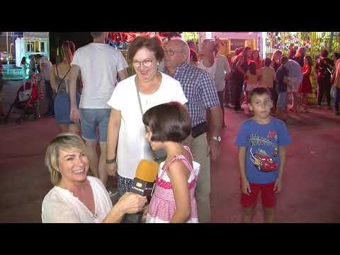 Feria De Linares 2019 - Carruseles