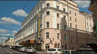московский Театр Оперетты. Обзор зала. Выбор места