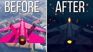 GTA 5 Online - 3 NEW GLITCHES & TRICKS (Plane Thermal Vision Glitch, Vigilante Spawn Glitch & More)