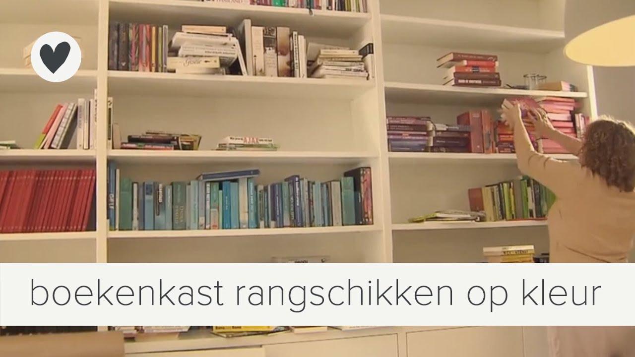 tip een rustige boekenkast vtwonen weer verliefd op je huis