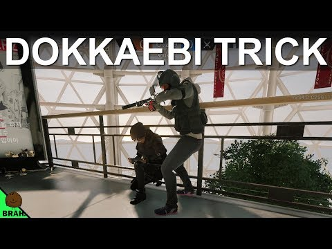 The Dokkaebi/I.Q. Combo - Rainbow Six Siege