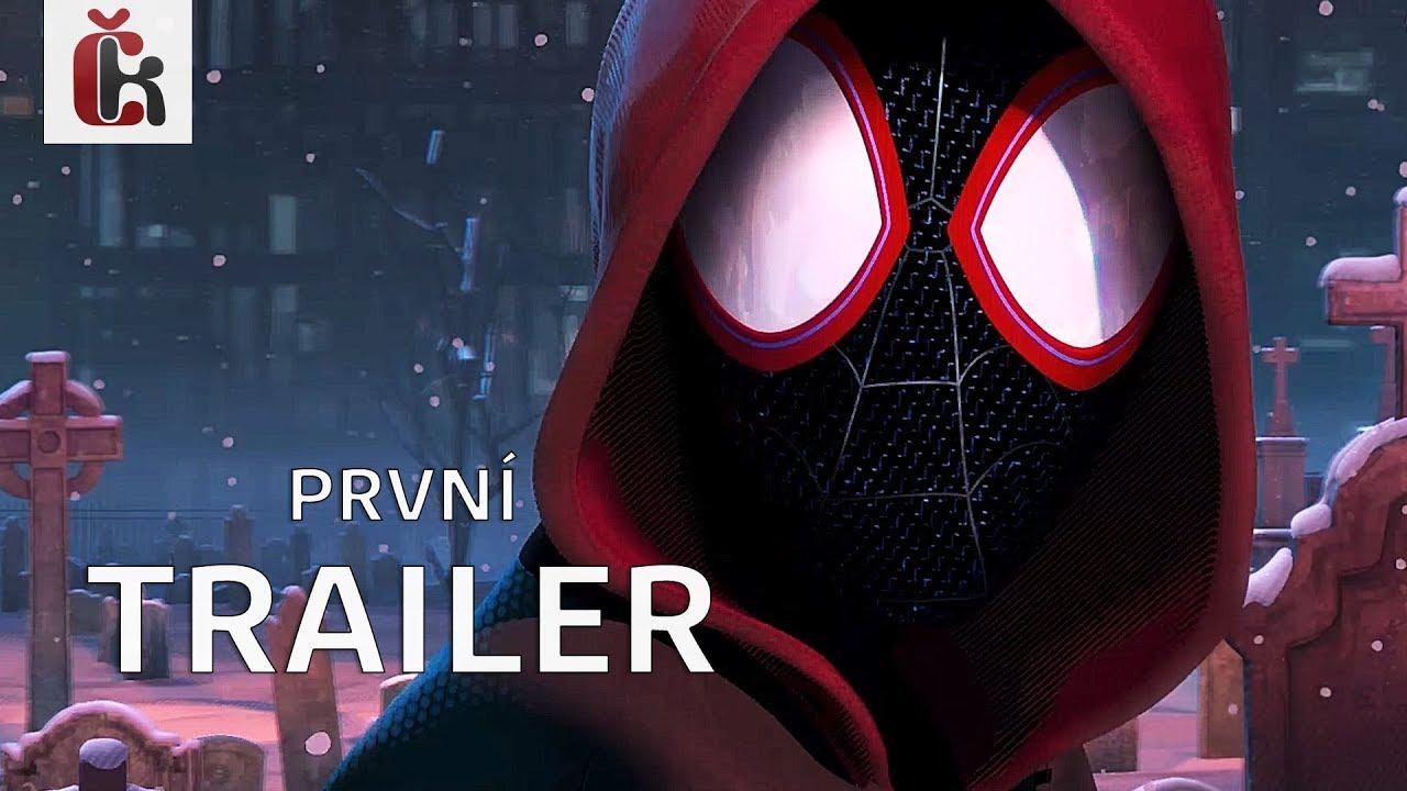 Spider Man Paralelni Svety 2018 Trailer 1 Animovany Youtube