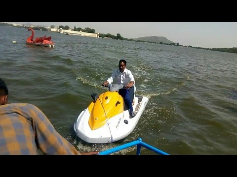 kishangarh me gundo law talab me boting suru गुनदो लाव तालाब किशनगढ़