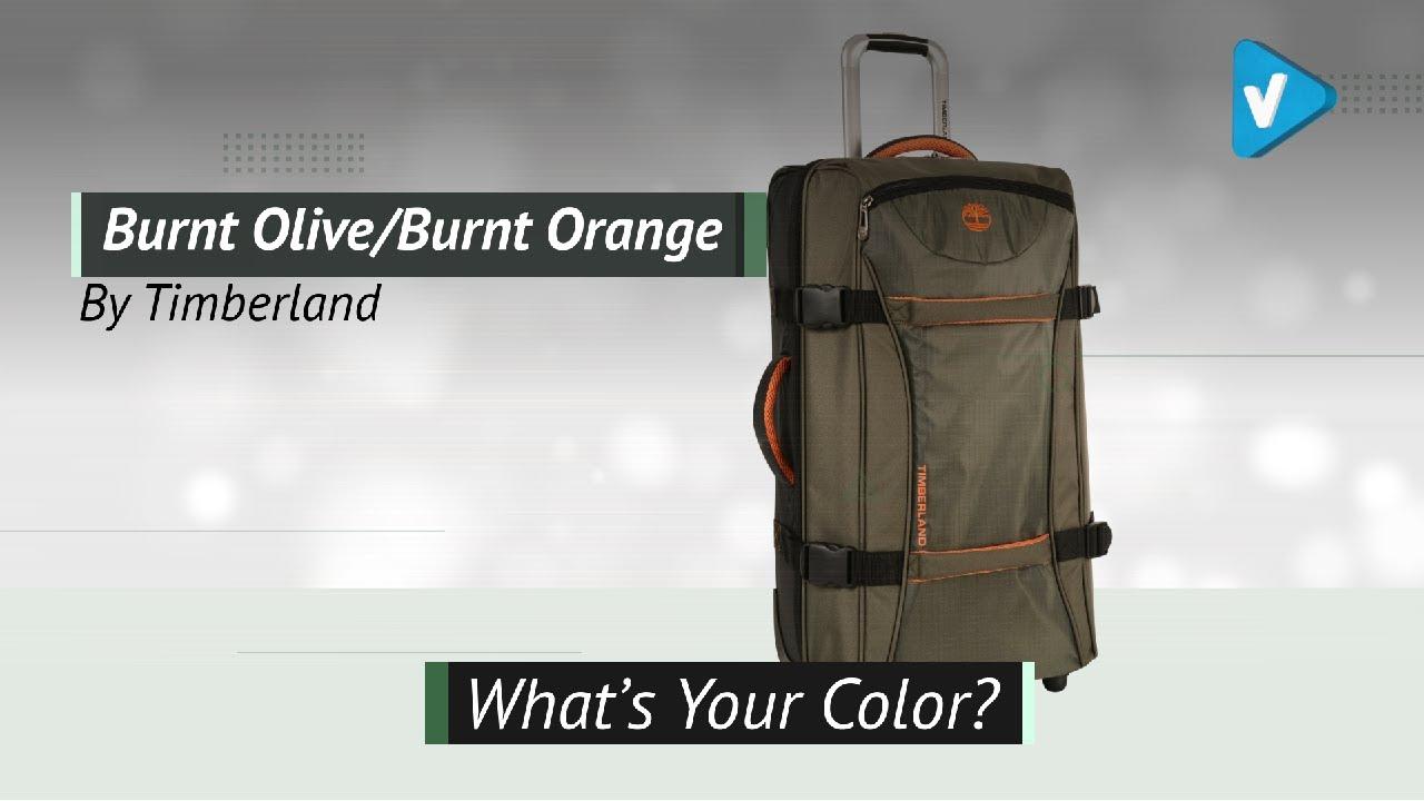 757c4608639 Timberland Wheeled Duffle Bag - 26 Inch Lightweight Rolling Luggage ...