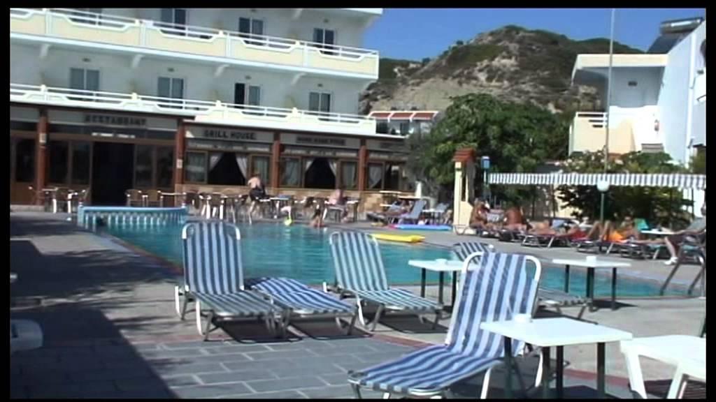 Hotel Afandou Beach Rhodes
