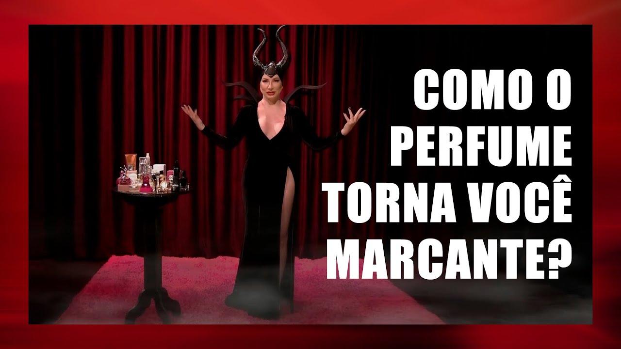COMO O PERFUME TORNA VOCÊ MARCANTE?