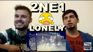 Video 2ne1 LONELY MV reaction German download MP3, 3GP, MP4, WEBM, AVI, FLV Agustus 2018