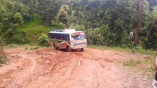Most dangerious road in nepal