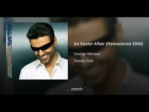 George Michael An Easier Affair Traducida Al Español