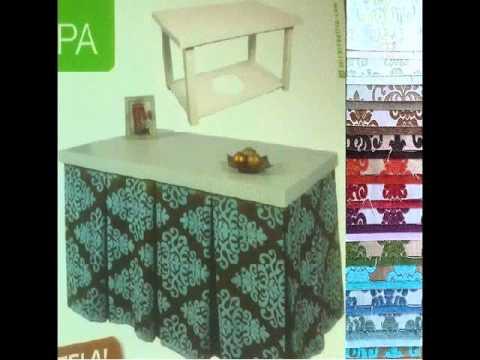Mesa camilla y ropa camilla youtube - Como hacer una tarima para mesa camilla ...