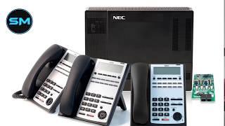 NEC SL 1000 PABX Programming