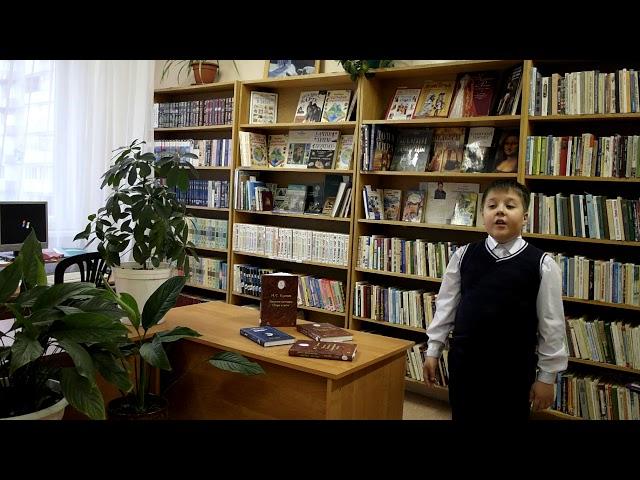 Изображение предпросмотра прочтения – ДанилаЧижов читает произведение «Воробей» И.С.Тургенева