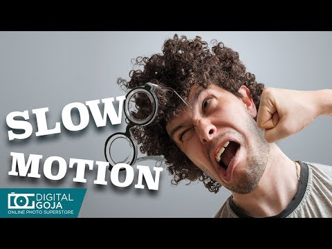 Learn to Shoot Slow Motion Video | Canon EOS 80D