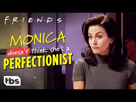 Friends: Monica Doesn't Think She Has OCD (Season 1 Clip) | TBS