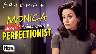 Friends try to convince monica that she has an obsession with cleaning and keeping everything in her life overly organized. #tbs #friends #courteneycoxsubsc...