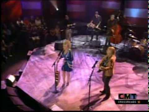 melissa etheridge & dolly parton - i want to be in love.mpeg